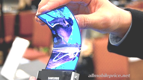 Coming Soon Samsung Lunch Foldable or Flexible phone 2