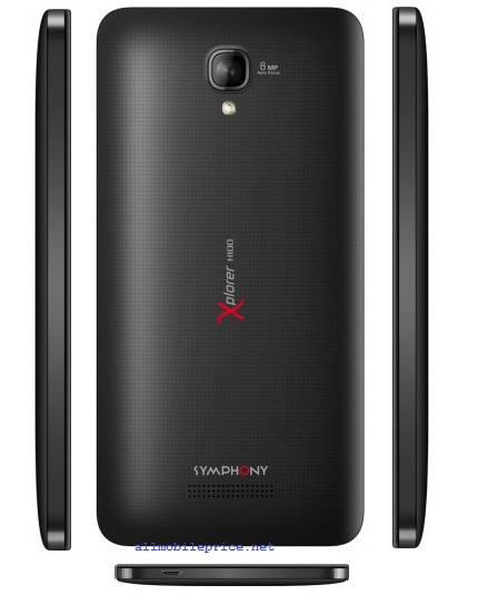 Symphony Xplorer H100 Price in Bangladesh