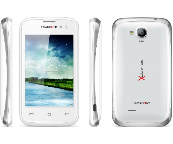 Symphony Xplorer W16 Price in Bangladesh