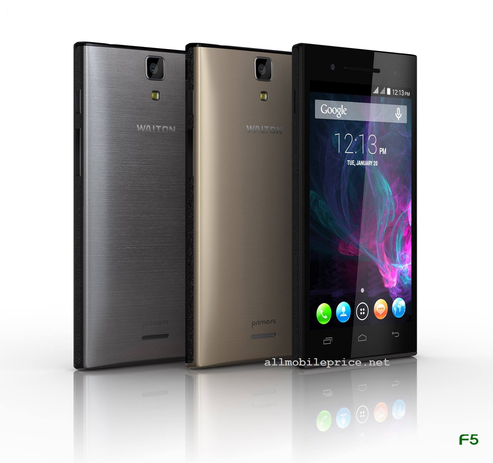walton primo f5 Price in Bangladesh