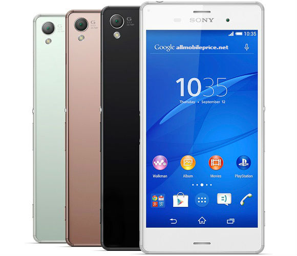 Sony Xperia Z5 Will be Launch on September