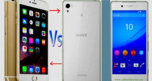 iPhone 6 Plus Vs Sony Xperia Z4 Review