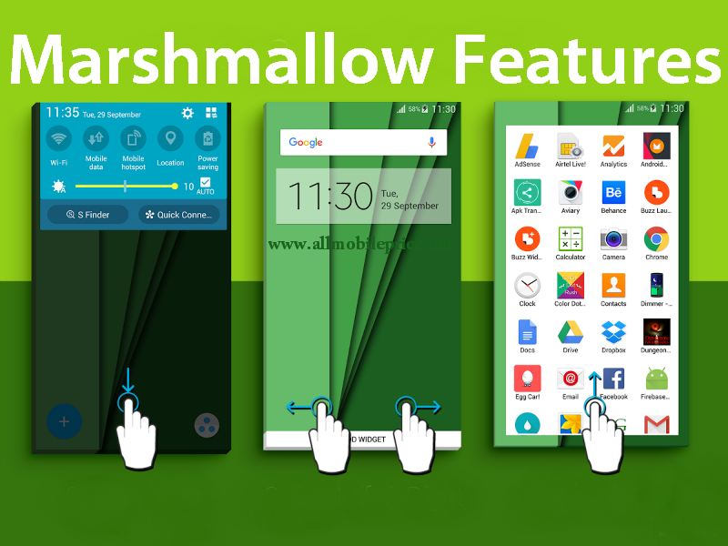 Now Marshmallow Available for All Smartphone