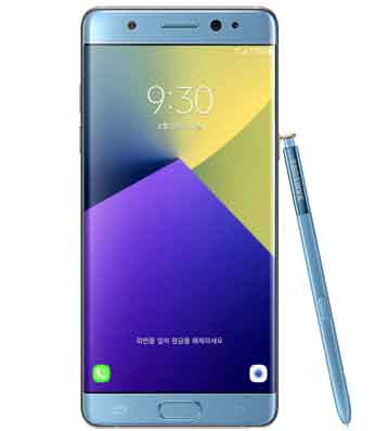 galaxy note fe price