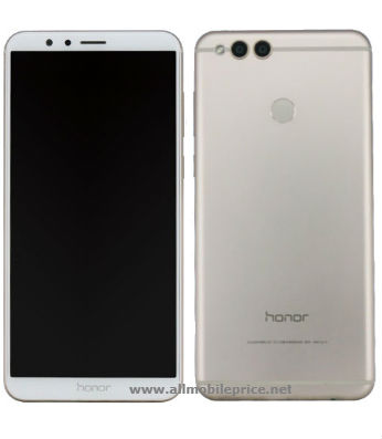 huawei Honor 7X price & full specification