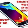 smartphone without internet browsing