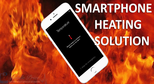 smartphone heating solution