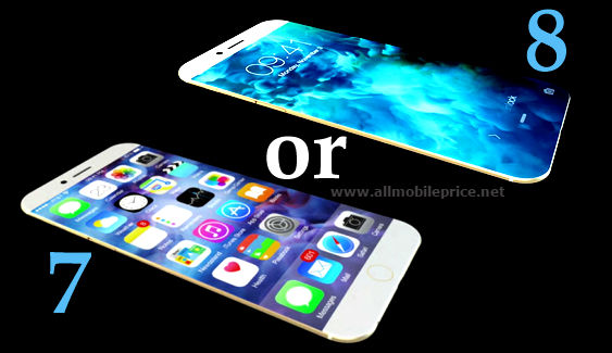 iphone 7 or 8